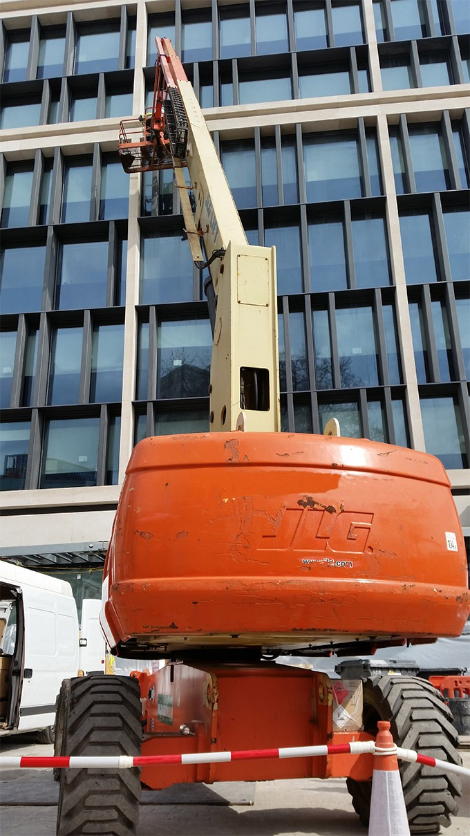 Cherry Picker Hire London