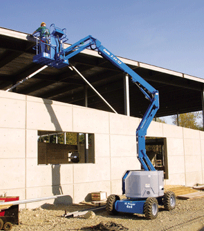 Whitton Genie Cherrypicker Hire